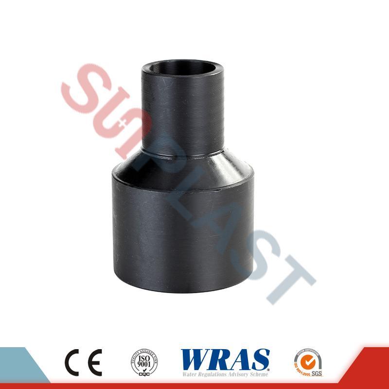 Reductor de fusión a tope de HDPE