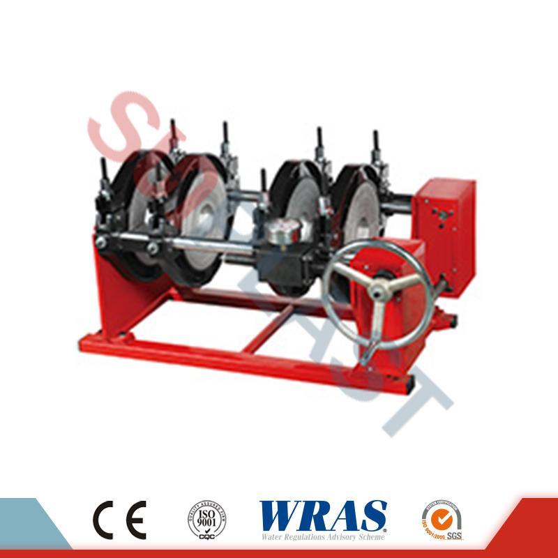Máquina de soldadura de fusión a tope manual SPL160-4M