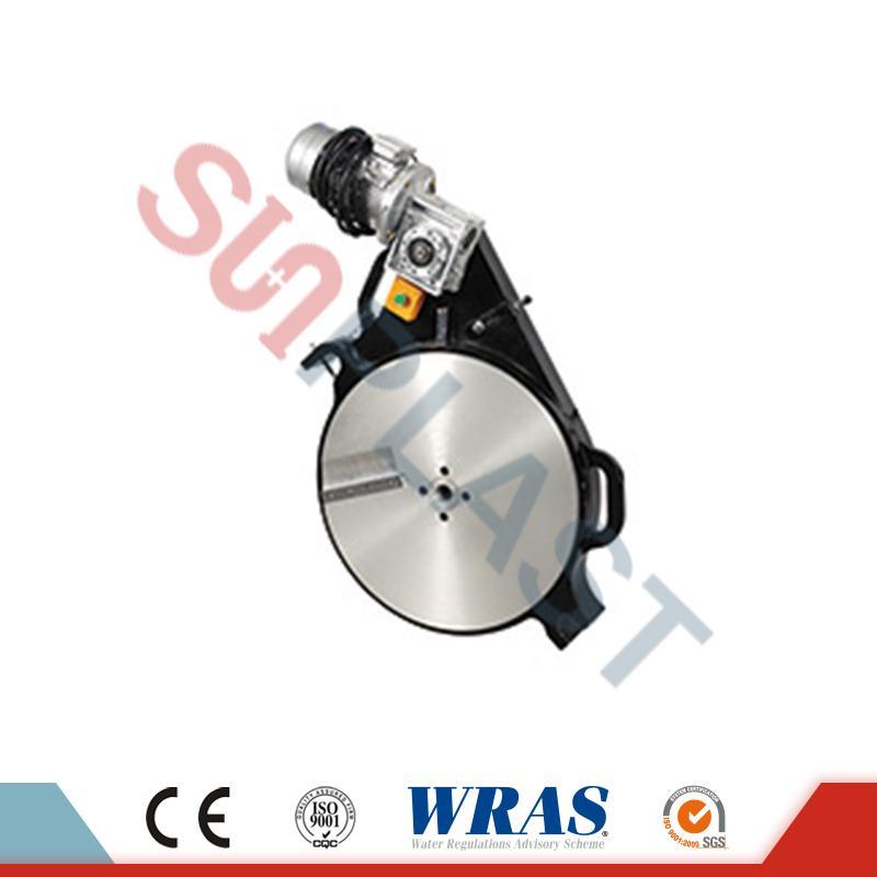 Máquina de soldadura de fusión a tope manual SPL200-4M