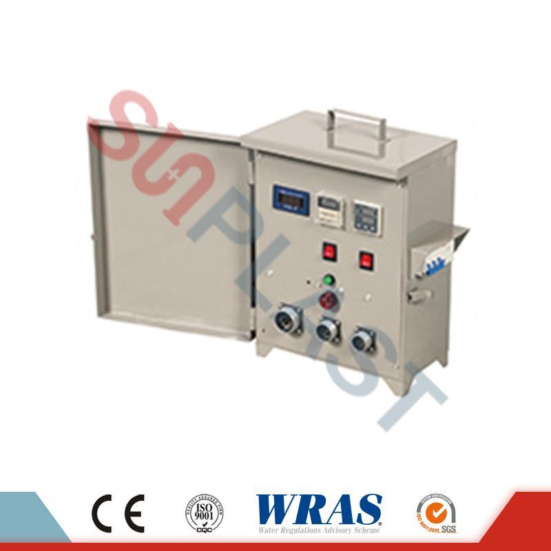 Máquina de soldadura por fusión a tope hidráulica de 630-800 mm para tubos de HDPE
